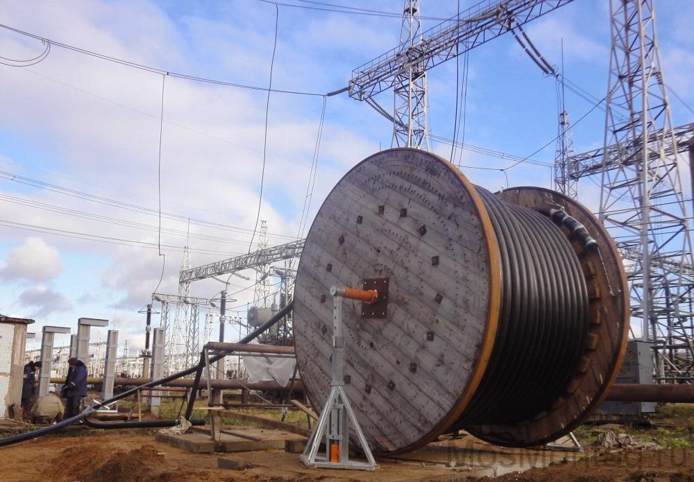 техническое обслуживание высоковольтных линий и трансформаторной подстанции